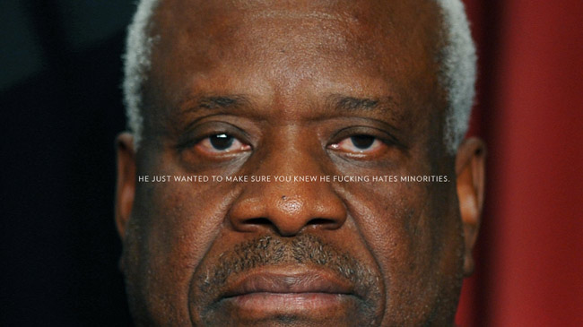 clarence thomas featured